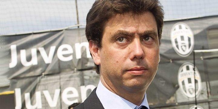Juventus, deferito il presidente Andrea Agnelli