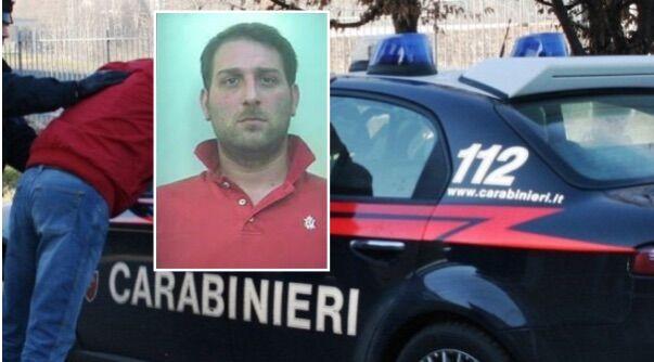 Estorsioni e rapina a Qualiano, uomo in carcere