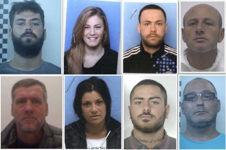 Pianura, 28 arresti nel Clan Pesce Marfella: tutti i nomi. VIDEO