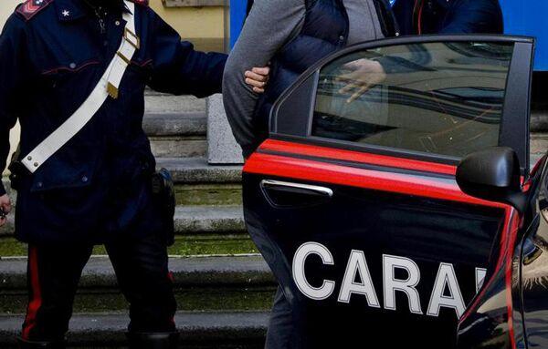 Furto a Teverola, arrestato uomo di Sant'Antimo