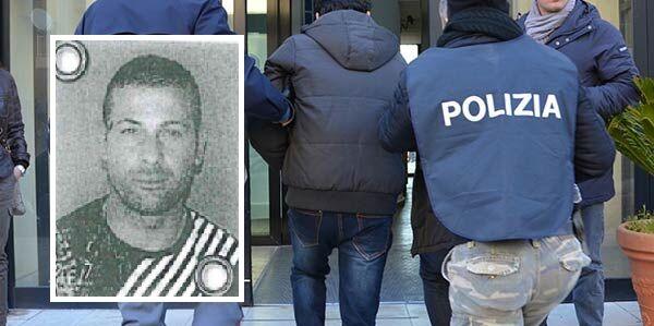 Napoli, il giorno vendeva panini e la notte droga: arrestato