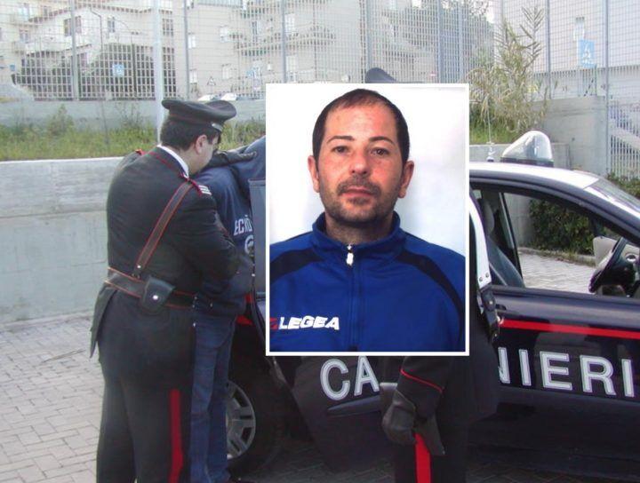 Caserta, arrestato il camorrista evaso dal carcere di Frosinone