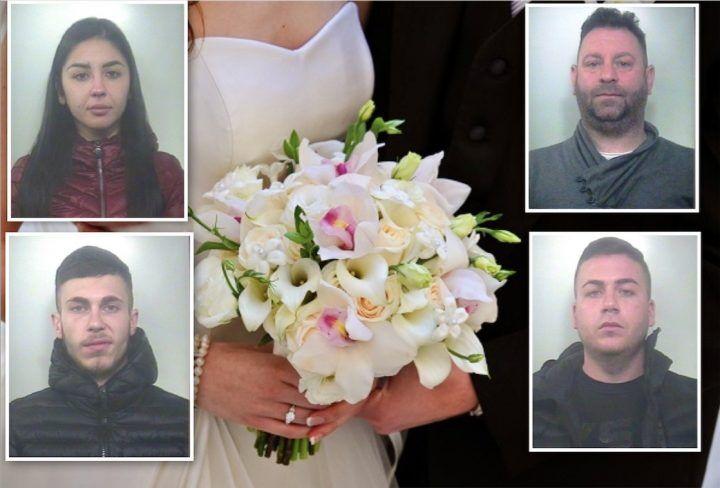 """Giugliano, furto in famiglia. I malumori nel gruppo: """"Devo sposarmi. Non mi hanno chiamato"""""""