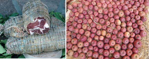 Capicollo giuglianese e sidro di mela annurca, Giugliano chiede il marchio Dop