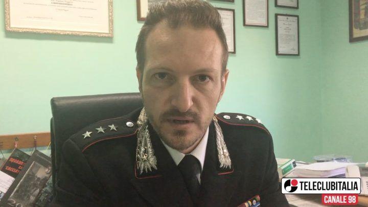 Giugliano, presa banda di baby rapinatori: intervista al capitano De Lise