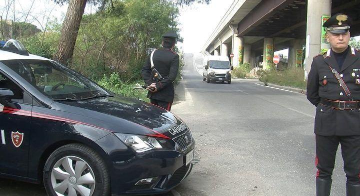 Giugliano, furti di rame: denunciati due uomini a Ponte Riccio