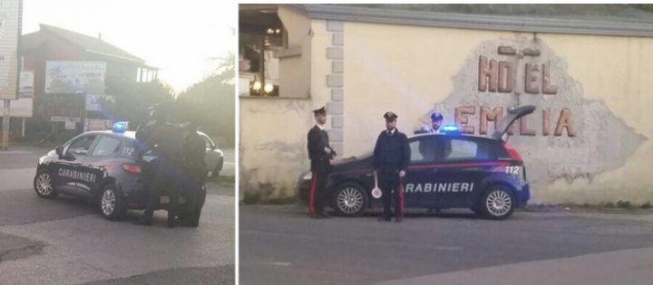 """Giugliano, """"alto impatto"""" dei carabinieri sulla fascia costiera"""