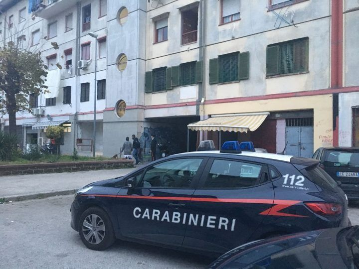 Melito, operazione anti-droga dei Carabinieri: quattro arresti