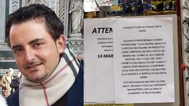 Cartello contro i napoletani da Esselunga, task force di avvocati per insulti ai meridionali