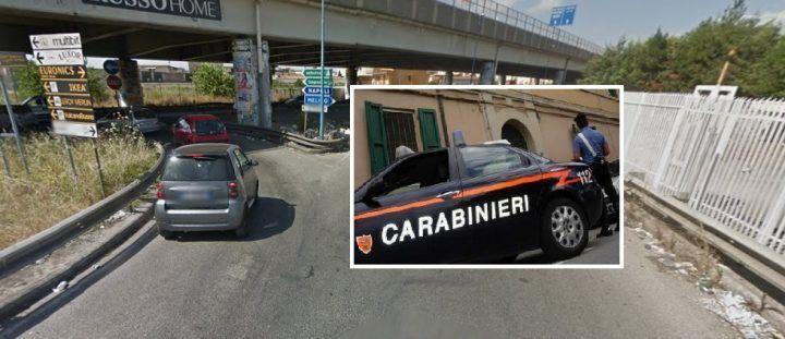 """Maxi-sequestro di bionde fuorilegge a Napoli e sul """"doppio senso"""": un arresto"""