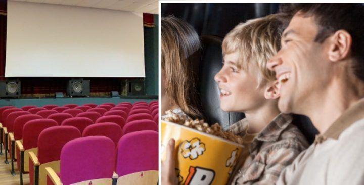 Giugliano, 19 marzo: cinema gratuito per i papà che accompagnano i figli