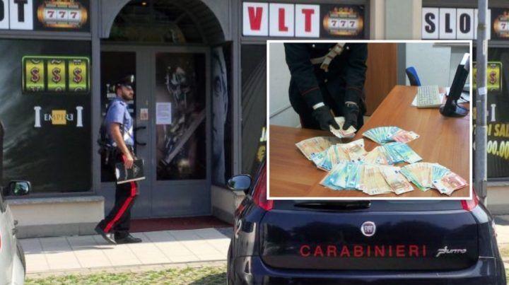 Lotta contro le slot illegali a Marano e Calvizzano, tre denunciati. Sequestrati 22mila euro