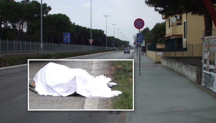Tragedia a Castel Volturno, 47enne travolto e ucciso da pirata della strada
