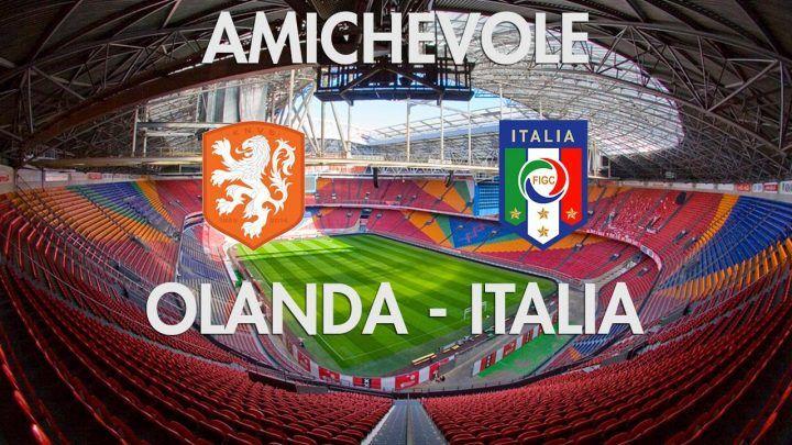 Olanda – Italia in tv e in diretta streaming gratis. Dove vederla
