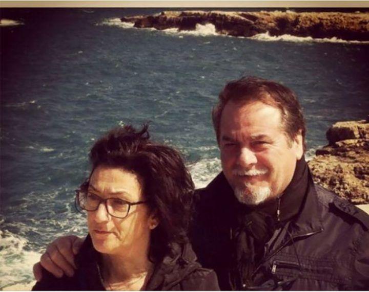 Emidio Diomedi e Antonella Viviani, i coniugi morti sull'A14. FOTO