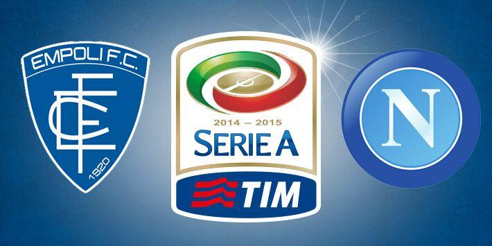 Dove vedere Empoli – Napoli: streaming gratis e diretta tv