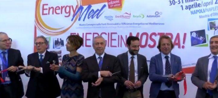 Energy Med, al via la mostra convegno dedicata all'efficienza energetica e alle fonti rinnovabili