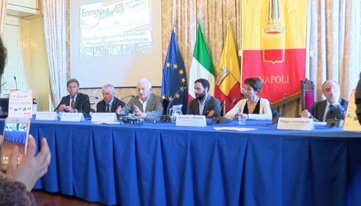 Napoli, EnergyMed: tutto pronto per la decima edizione