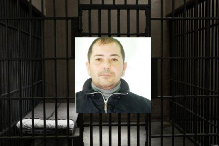 Frosinone, evade dal carcere Alessandro Menditti: è il killer dei Belforte