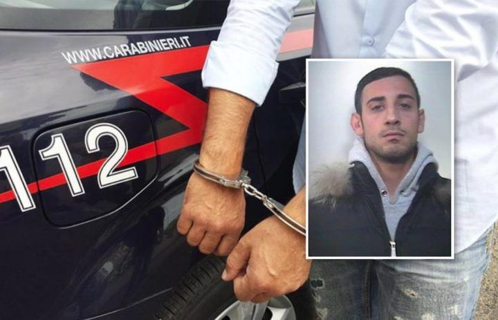 Caserta, accusato di traffico di stupefacenti. Arrestato dai carabinieri