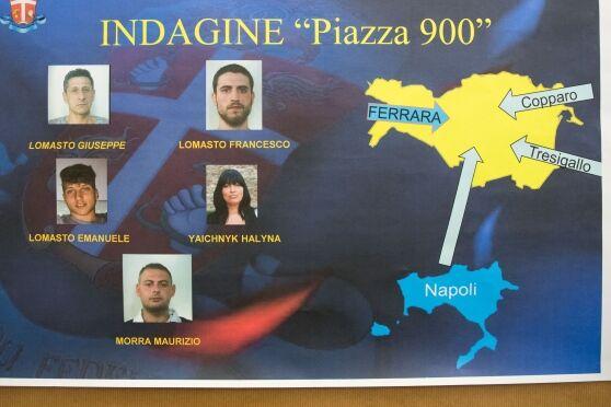 Ferrara, arrestati 4 napoletani: progettavano un sequestro
