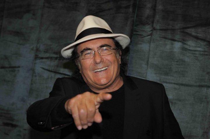 Albano Carrisi alle porte di Napoli in occasione della festa della donna