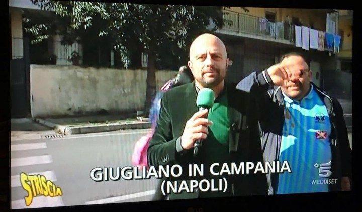 Vergogna a Giugliano, Luca Abete smaschera vigile senza assicurazione