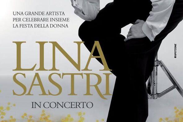 Giugliano, Lina Sastri in concerto a Santa Sofia