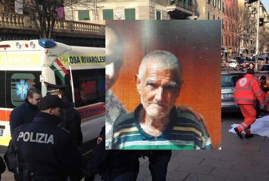"""Napoli, attraversa la strada e viene travolto: muore """"spazzolino"""""""