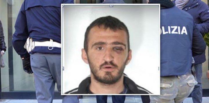 Terzigno, latitante albanese tradito da Facebook: arrestato