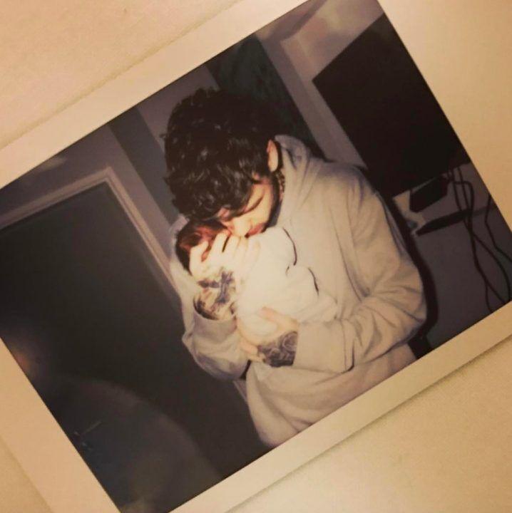 Liam Payne degli One Direction diventa padre, foto su Instagram