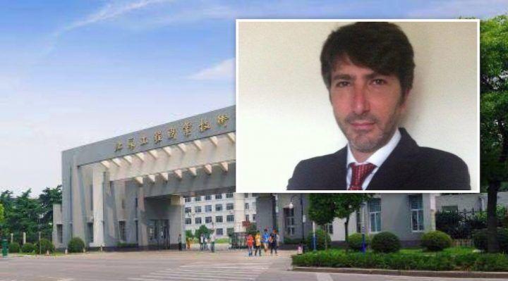 Il giuglianese Francesco Maisto chiamato a insegnare in prestigiosa università cinese