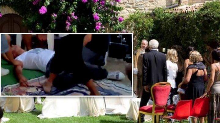 Tragedia a Caiazzo, si sente male durante promessa di matrimonio: muore 58enne