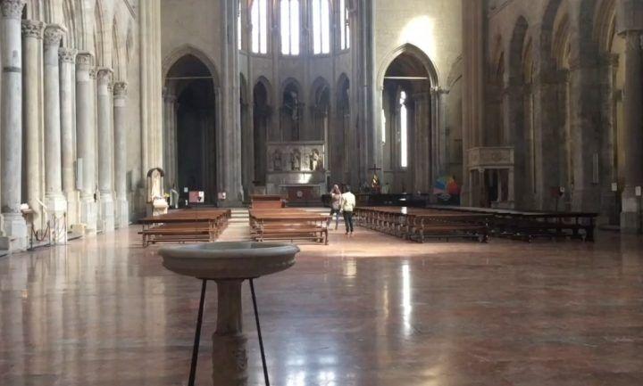 Napoli senza mare, San Lorenzo Maggiore e i suoi segreti