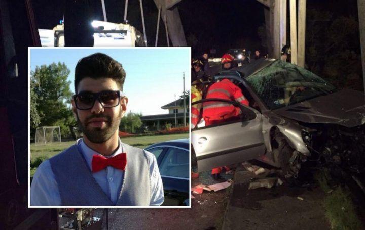 Schianto sul Ponte del Garigliano, muore 26enne di Cellole