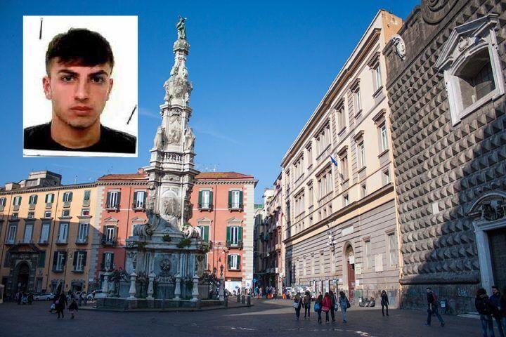 Scippa una collanina d'oro nel cuore di Napoli, arrestato 21enne