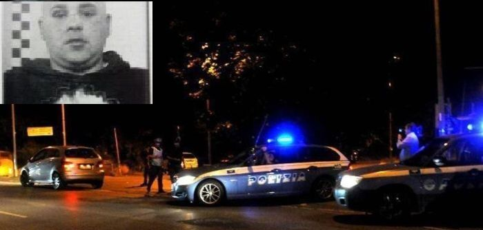Napoli, accoltella un poliziotto per sfuggire ad un posto di blocco