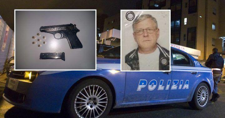 Ponticelli, era pronto a sparare: bloccato 58enne di San Giorgio a Cremano