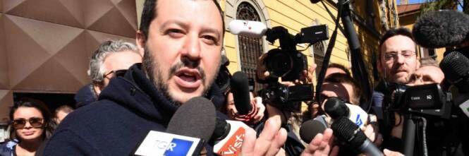 """Salvini, niente Mostra D'Oltremare: """"Lo Stato a Napoli non esiste"""""""