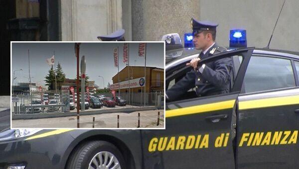 Blitz nel Casertano, sequestro alla concessionaria Amica del gruppo Palmesano