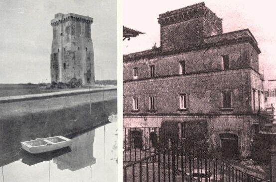 La Torre di Pandolfo Capodiferro e analogie con la Torre del palazzo Baronale di Giugliano