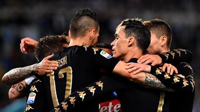 Il Napoli annichilisce la Lazio, il terzo posto è troppo poco per chi gioca così