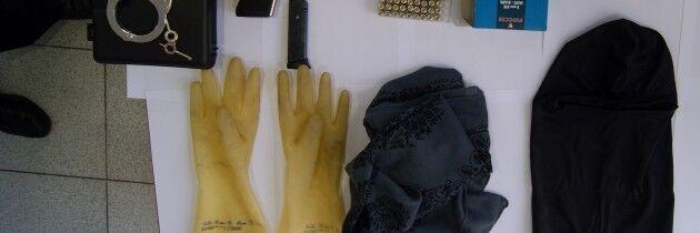 Napoli. Entra armato in casa di un gioielliere, arrestato 22enne