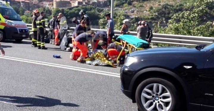 Incidente tra Giugliano e Villa Literno: due feriti. Grave un 32enne giuglianese