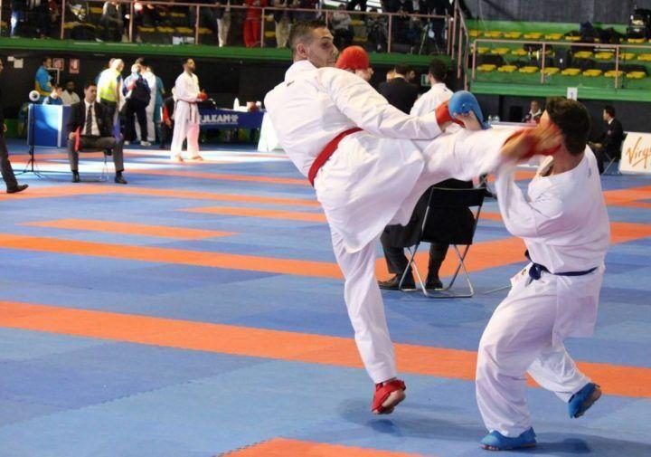 Il miglior karateka italiano è giuglianese