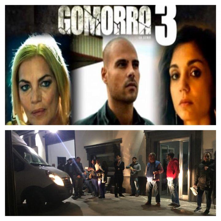 Gomorra 3 ritorna a Qualiano. C'è uno dei protagonisti