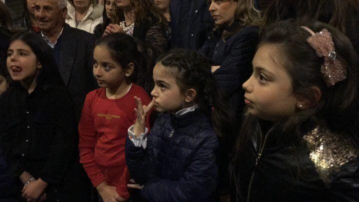 Madonna della Pace a Giugliano, sorteggiate le bambine del Volo dell'Angelo