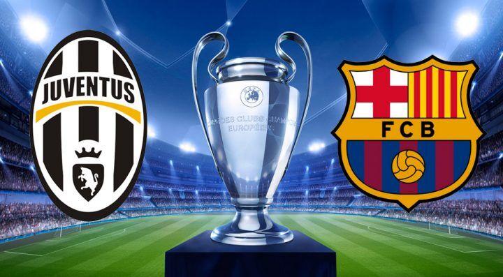 Dove vedere Juve – Barcellona in tv: su Canale5 in chiaro e in streaming