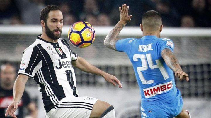 Napoli-Juventus: si apre il sipario sull'ultimo atto