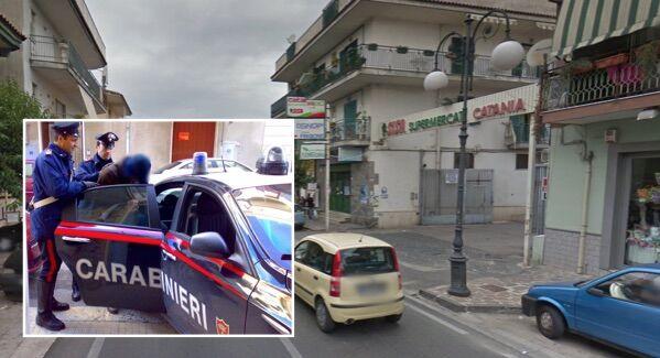 Qualiano, evadono per lo shopping di Pasqua: due arresti